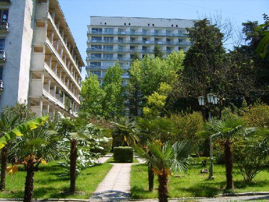 Санатории в Абхазии представляют собой настоящие кузницы здоровья.