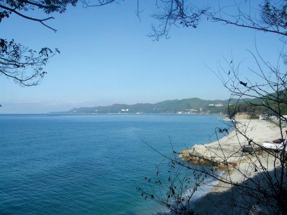 Голубое чистое море - это поселок Агой