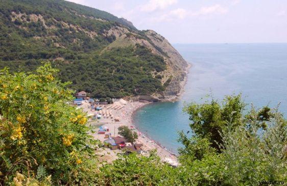 Заповедный уголок Северного кавказа поселок Дюрсо