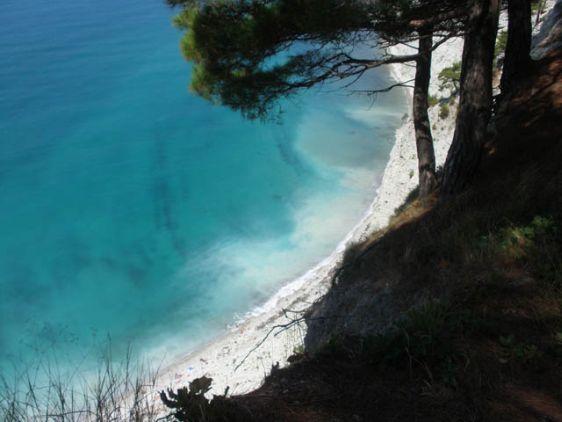 ''Голубая бездна'' - настолько красивое место, что кажется будто это сон
