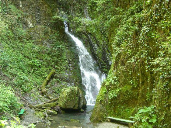 Водопад реки Пзезуапсе