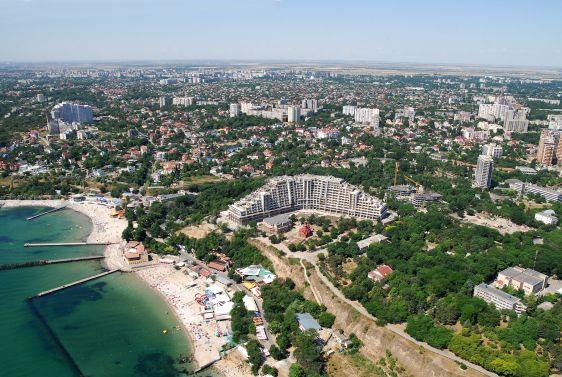 На территории Одессы сконцентрировано очень много достопримечательностей