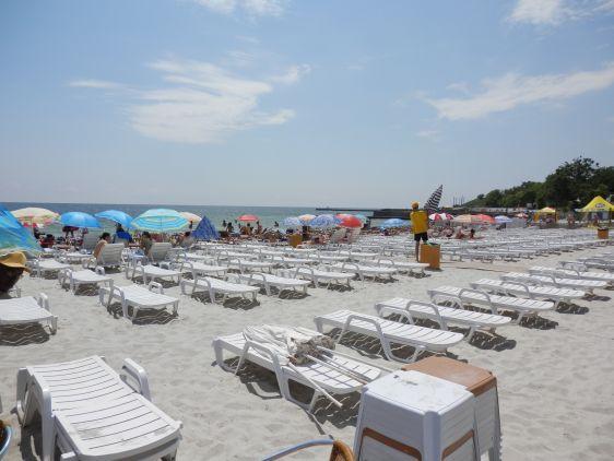 В Одессе много разных пляжей на любой вкус
