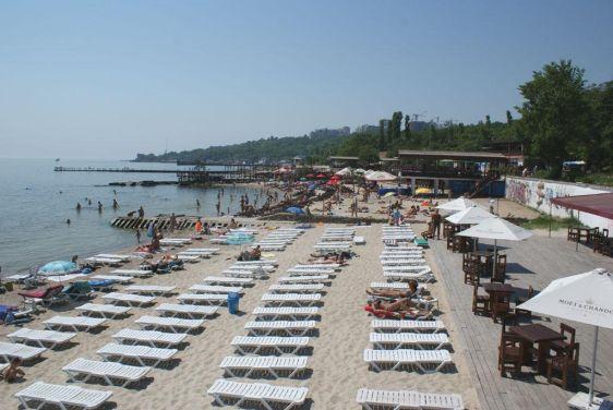 ''Отрада'' - пляжный отдых с комфортом