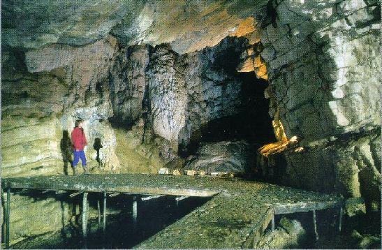 В окрестностях Сочи есть много чего интересно, например, Воронцовские пещеры