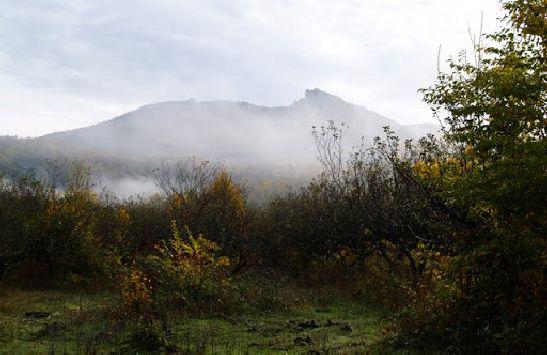 Похолодания и туманы так же в ноябре нередки