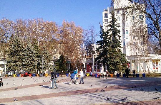 Декабрь в Анапе больше осенний, нежели зимний месяц
