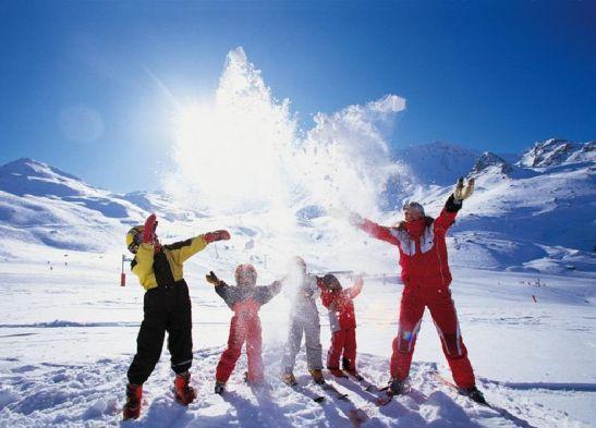 Школьники могут провести весенние каникулы весело и с пользой для здоровья