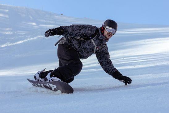 В феврале в Сочи разгар горнолыжного сезона