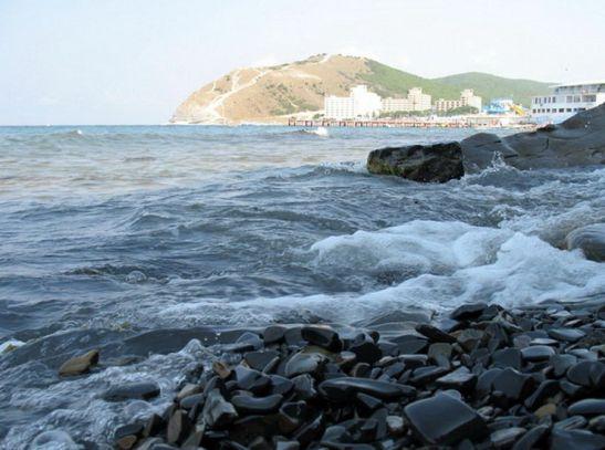 К середине июня Черное море прогревается до комфортной температуры