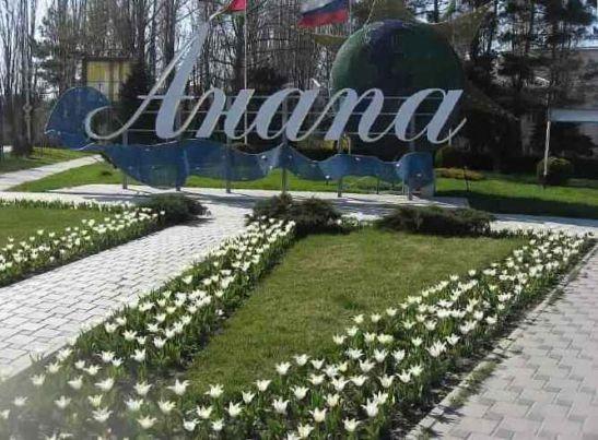 Весна в Анапу, как и положено, приходит в марте