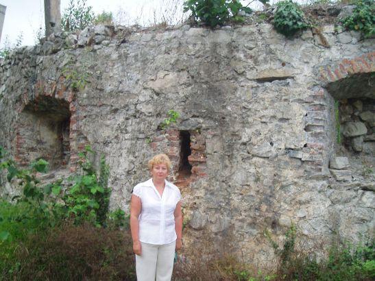 Крепость Абаата - самое древнее сооружение в Гаграх
